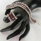 Handmade Beaded Little Bo Peep Bracelet and Ring