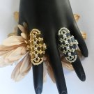 Handmade Beaded Ovalado Ring (Matches Bracelet Sold Separate)