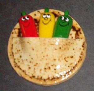Pocket Chiles (Red/Yellow/Green Chiles)