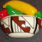 Beautiful Handpainted Chile Indian Pot