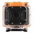 WASPcam Gideon Action-Sports Camcorder w/LVD Wrist Control Remote