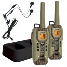 Uniden 50 Mile FRS/GMRS Submersible Two-Way Radio w/Direct Call - Camo - 2-pack GMR5088-2CKHS