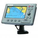 SI-TEX SNS-700EF Chartplotter & Fishfinder Combo w/External GPS Antenna & C-MAP MAX NA-M022 SD Chart