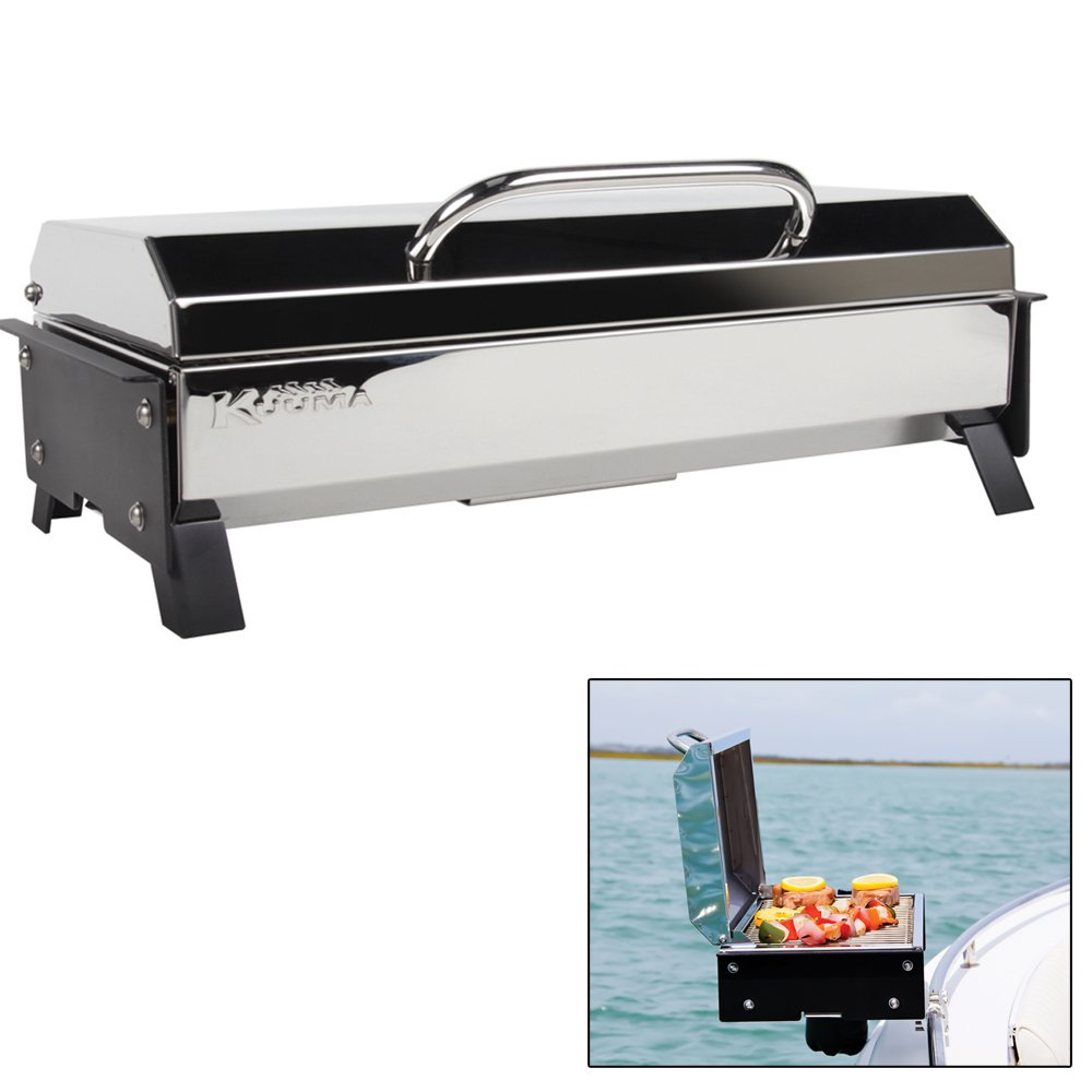 KUUMA PROFILE 150 GAS GRILL 58121 - 9,000 BTU W/REGULATOR
