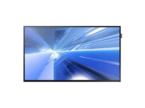 "Samsung DM48E 48"" HDTV  Display For Business/Commercial, Certified Refurbished"
