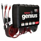 NOCO Genius GEN4 40A Onboard Battery Charger - 4 Bank