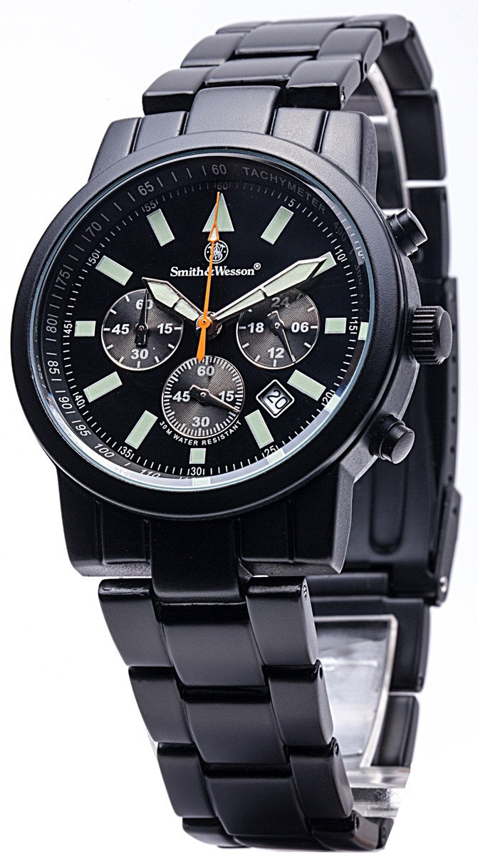 Smith & Wesson Pilot Watch - Chronograph