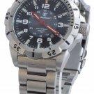Smith & Wesson SWW-88-S Emissary Swiss Tritium Watch - Silver