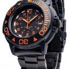 Smith & Wesson SWW-SWW-900-OR  Diver Swiss Tritium Watch-Orange