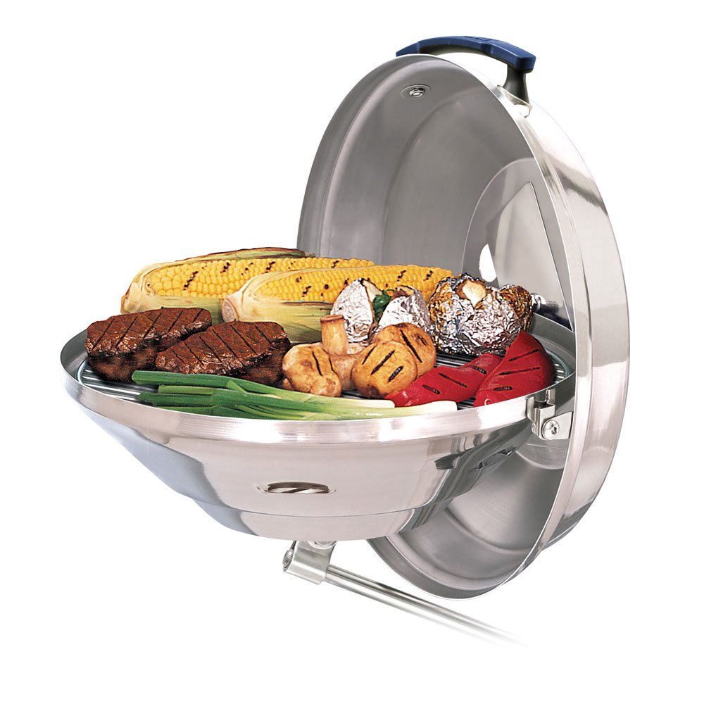 """Magma Marine Kettle Charcoal Grill - Party Size 17"""" A10-114"""