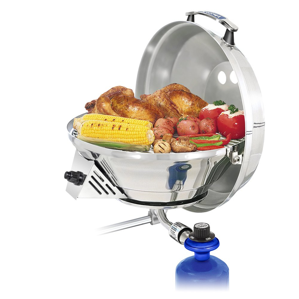 """Magma Marine Kettle 3 Gas Grill - Original Size - 15"""" A10-207-3"""