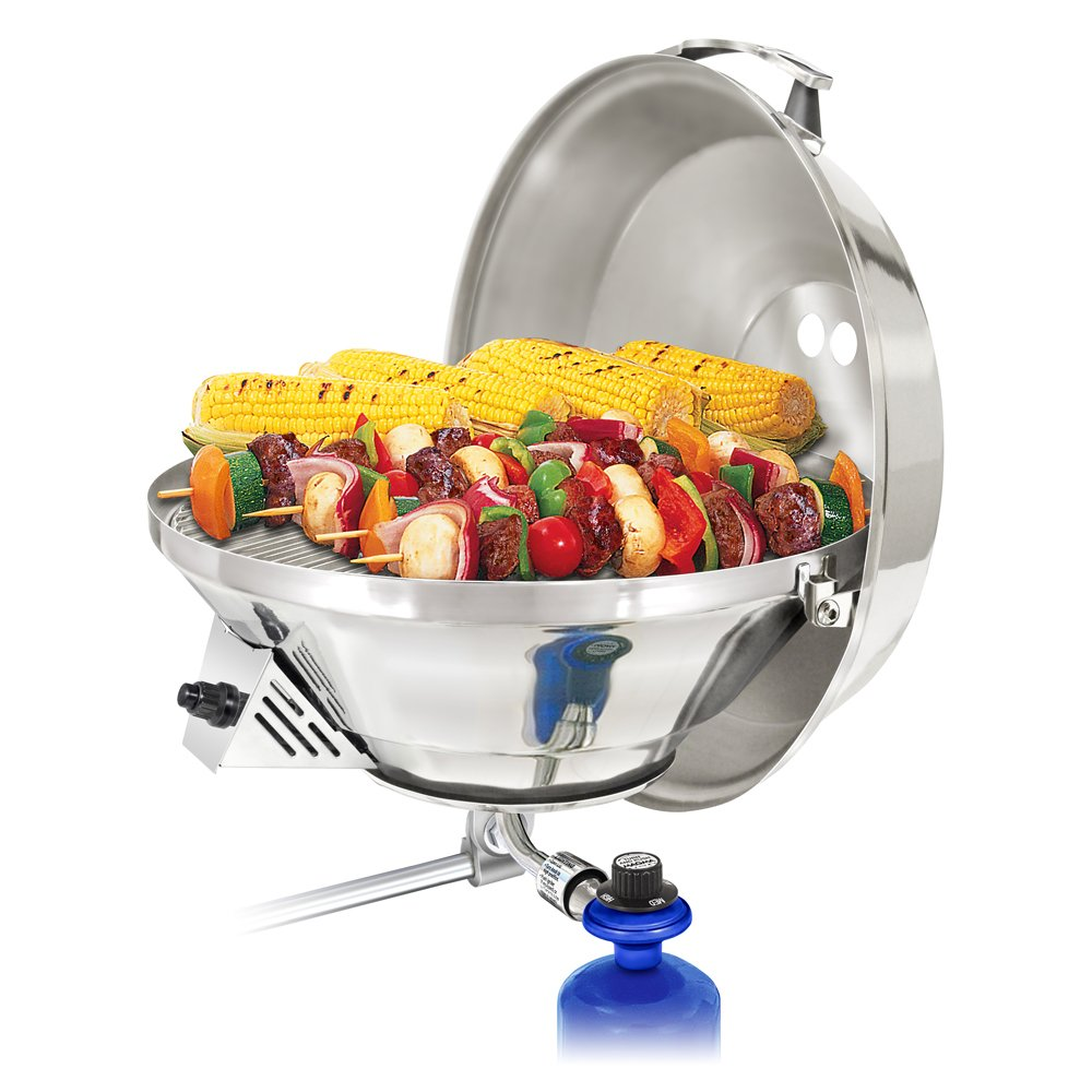 "Magma Marine Kettle 3 Gas Grill - Party Size - 17"" A10-217-3"