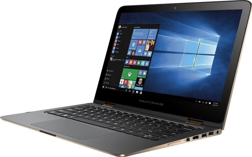 "HP Spectre X360 13-4116DX 13.3"" 2.5GHz i7 16GB 512GB Touchscreen Notebook/Tablet"