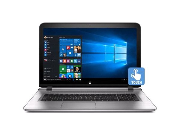 "HP Envy 17-S013CA 17.3"" i7-6500U 16GB 2.5GHz 2TB Touchscreen Notebook"