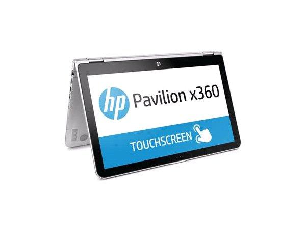 """HP Pavilion X360 15-BK002CY Convertible Laptop 15.6"""" HD 8GB 1TB"""
