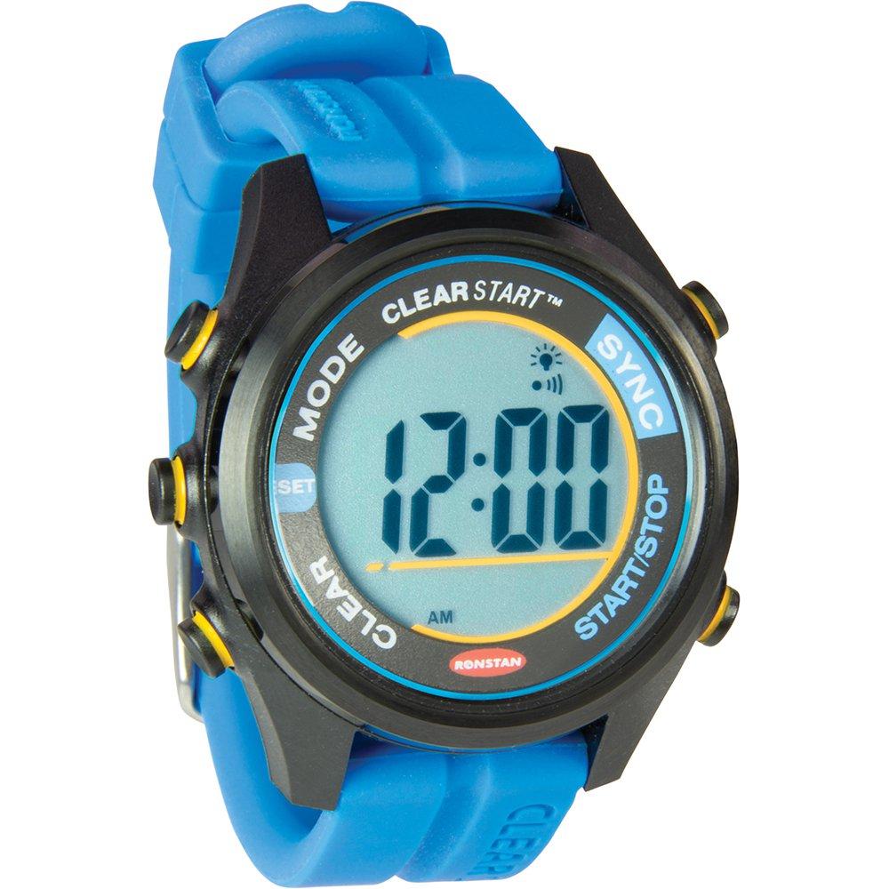 Ronstan RF4054B ClearStart 40mm Sailing Watch- Blue