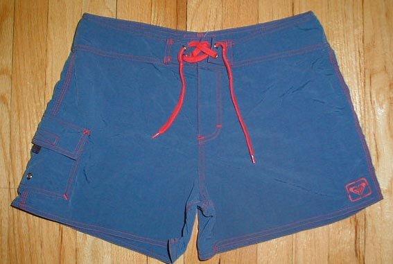 ROXY QUIKSILVER Cargo Board Swim Shorts Girls Jrs Sz 11 --MAKE AN OFFER!!