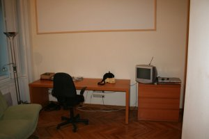 Apt -02 / DOUBLE Room / BEDROOM / Booking for 1 Night /