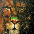 The Lion. Cross Stitch Pattern. PDF Files.