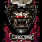 Tampa Bay Buccaneers Mascot #2. Cross Stitch Pattern. PDF Files.