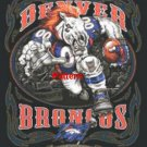 Denver Broncos Mascot #1. Cross Stitch Pattern. PDF Files.
