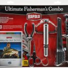 Rapala Ultimate Fisherman's Combo UFC1  Pro DVD series Bass Fillet knife pliers