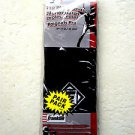 "Franklin Sports Industry Mlb 4 "" Pro Wristbands 3123 Baseball Accessories Black"