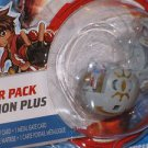 Bakugan Battle Brawlers Vestroia Booster BakuSteel Pack Package Bakugan Card NEW