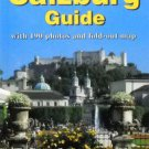 NEW Salzburg Guide with 190 photos and fold-out map ENGLISH History COSY Verlag