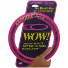 Aerobie sprint flying ring # A10 WOW ! The world best flying ring soft MAGENTA