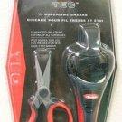 Berkley TEC Superline Shears One Stroke cutting of all superlines TSLS scissor N