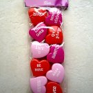 Valentine 9 mini boxes gift HUGS BE MINE SWEET ADMIRER UR EVER KISS ME QT PIE NE