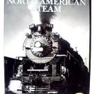 CLASSIC North American Steam by Nils Huxtable ISBN 0760717109 HC Barnes & Noble