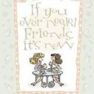 If You Ever Needed Friends, It's Now by Mary Beth Lagerborg (2000, Paperback)