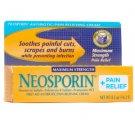 Neosporin Maximum Strength Oilment First Aid antibiotic pain Relieving .5 oz NEW