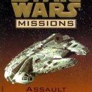 Star Wars Missions ASSAULT ON YAVIN FOUR by Ryder Windham # 1 ISBN 0590127934 Ne