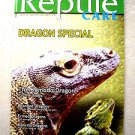 Reptile Care Issue 6 July / August 2004 Dragon Special The Komodo Dragon housing