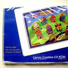 Canon Creative CD ROM Version 1.3 Here's What you can do with a Canon Printer NE