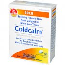Boiron Coldcalm Homeopathic Cold Medicine 60 Quick Dissolving Tablets exp: 2016