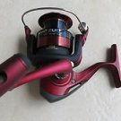 Brand New MATZUO Spinning Reel MTZ4140 fishing 4140 Red outdoor 10 lb / 215 yd N