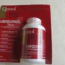 Qunol Mega CoQ10 100 mg Ubiquinol 120 Softgels Superior absorption water exp2015