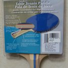 Sportcraft Equalizer Table Tennis paddle ping pong Concave style handle competition