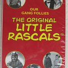 Our Gang Follies THE ORIGINAL LITTLE RASCALS VHS brand new Classic Comedy bonus