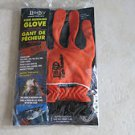 Lindy Fish Handling Fillet Glove Right Hand Protection Large XL AC951 Orange L