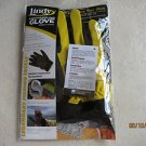 Lindy Fish Handling Glove RIGHT Hand Protection Small Medium AC961 Yellow S / M