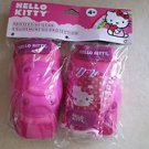 Hello Kitty protection Gear ( Knee / Elbow and Gloves ) Pads set Girl Age 4+ PIN