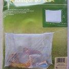 "Coghlan's rectangular Mosquito net 9640 size 32 "" x 78 "" x 59 "" White fine mesh"