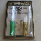 Knight and Hale Game Calls Duck Magic Duck calling DVD Double Reed Smooth KH5101