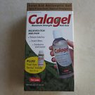 Calagel Maximum Strength Anti Itch Relieves itch and pain .6 fl oz tecnu trial s