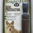 Knight & Hale Game Calls Mini Predator KH922 Rodent call Bobcats Fox Coyotes New